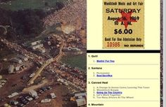 Woodstock 1969 Lineup and Songlist