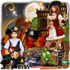 "MI RINCÓN GÓTICO: AD CT TEAM, ""Pirate Dress Red"""