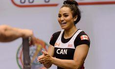 Athlete Profile: Christine Castro
