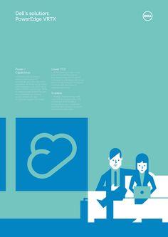 Dell — Illustration Exploratory on Behance