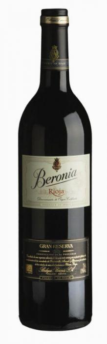 D.O.Ca. Rioja. Beronia Gran Reserva