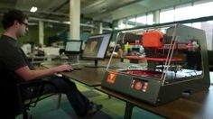 Voxel8: The World's First 3D Electronics Printer, printing conductive material. Maybe something for 3D Printer Chat?