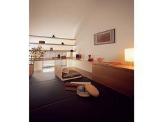 住友林業「書斎 床座」 Japanese Home Design, Japanese House, Modern Interior, Interior Architecture, Interior Design, Home Office Design, House Design, Zen Style, Study Office