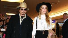 Surprise! Johnny Depp And Amber Heard Got Married  To know more on Johnny Depp click http://www.richestcelebs.com/johnny-depp/  To read more on this report visit: http://www.mtv.com/news/2069161/johnny-depp-amber-heard-married/