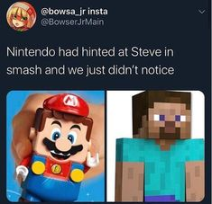 Video Game Memes, Video Games, Best Memes, Funny Memes, Gaming Memes, Minecraft, Mario, Nintendo, Fandoms