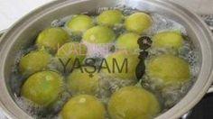 20 kilo verdiren Haşlanmış limon tarifi nasıl yapılır