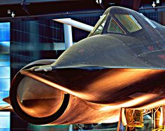 Lockheed SR-71 Blackbird - loading mission packages, then fuel it and watch the fuel SPILL everywhere...and there was hydrazine...i think the APU's used it..THE SMELL..could open the sinuses of a dead volcano!