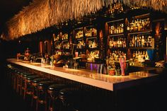 Chicago's The Aviary and Three Dots & a Dash Named Two of the 50 Best Bars in the World!! #intheworld