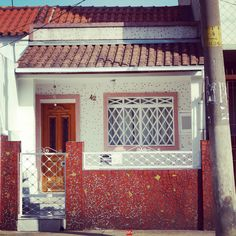 Beautiful house at Guaratingueta street.  Mooca district / Sao Paulo (Brazil)
