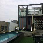 Melbourne- Adelphi Hotel- Rooftop & Pool
