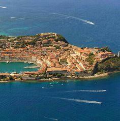 Portoferraio, Isola d'Elba, Tuscany