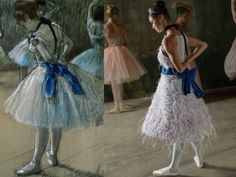 Misty Copeland recreates Degas masterpieces and is too gorgeous for words