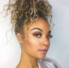 cool 45 Of The Greatest Updos For Long Hair --  Check more at http://newaylook.com/best-updos-for-long-hair/