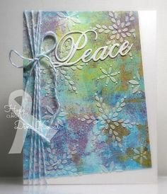 Barbara's challenge for Hope You Can Cling To today is to use embossing paste on our cards. I spread modeling paste through a Penny Black stencil over a gel printed panel, then sprinkled glitter over the wet paste. The die cut is from Impression Obsession. Are you playing along with us? If not, you're missing out on the chance to [url=http://www.splitcoaststampers.com/forums/hope-you-can-cling-challenge-forum-f299/welcome-hope-you-can-cling-2014-a-t591865.html][color=deepskyblue]lift the…