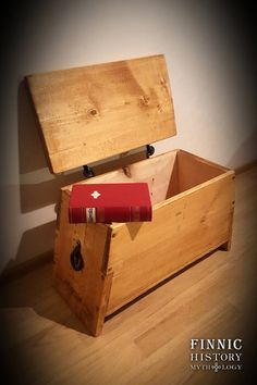Wooden Chest & The Kalevala