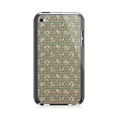 Tulips And Dots iPod Touch 4G Case