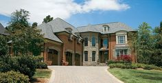 New American House Plan with 3877 Square Feet and 5 Bedrooms from Dream Home Source   House Plan Code DHSW09307