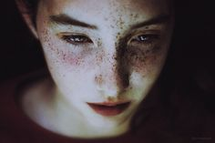 Portrait Photography by Christina Hoch | iGNANT.de https://www.flickr.com/photos/whiteface_greeneyes/