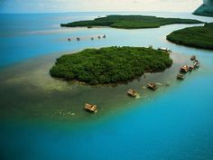 national geographic - Nicaragua's remote Miskito Cays were once a popular pirate hideout.