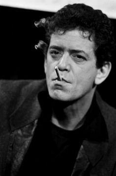 I always believed that I have something important to say and I said it. - Lou Reed