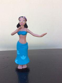 Disney Nani Big Sister LILO & Stitch McDonald's Toy