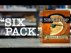 Shock Top: 6-Pack. Shock Top Beer Is One Smooth Talker in Fun Series of Bar and Liquor Store Stunts
