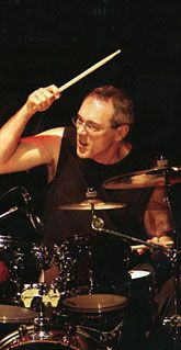 Vinnie Colaiuta—Drummer with Frank Zappa, Colaiuta demonstrated a yen for experimentation rarely seen in many drummers. Of course, with Zappa at the helm, Colaiuta had little choice. Now, manning the skins for Sting, Colauita experiments with the adult contemporary scene.