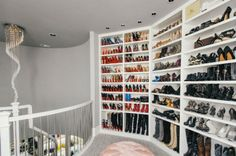 Meet Theresa Roemer: The Woman With the Biggest Closet In America | StyleCaster