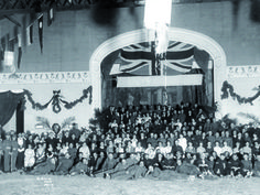 Australia's unlikely history in Malta where ANZAC troops enjoyed respite, recreation and rehabilitation Australian Coat Of Arms, Ww1 History, Malta Valletta, Malta Island, Cinema Theatre, Anzac Day, The Far Side, Little Island, Home Cinemas