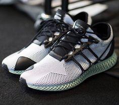 Adidas Y-3 w/ Futurecraft 4D Soles coming 2018
