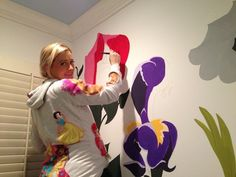 Holly Madison DIY Disney Princesses Hoodie