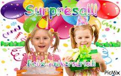 Mensagem de Aniversário - Especial Special Birthday, Anniversary Message, Happy Brithday, Messages