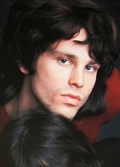 Gorgeous colour photo of Jim Morrison. Blues Rock, Ray Manzarek, The Doors Jim Morrison, The Doors Of Perception, Riders On The Storm, Idole, American Poets, Light My Fire, Cinema