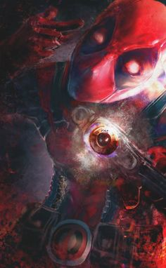 Deadpool by Pai HC