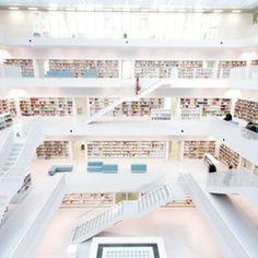 Stuttgarts New Public Library
