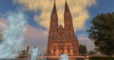 Catedral de Colonia - 7.914 metros cuadrados