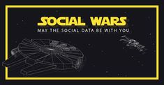 Discover the social media footprint of Star Wars: Episode VII - The Force Awakens. Proudly brought to you by Socialbakers