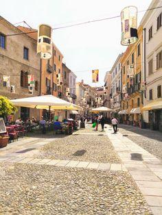 Alghero, Sardinia 🇭🇺 #alghero