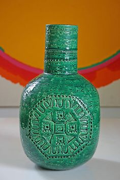 Bitossi Italian vase