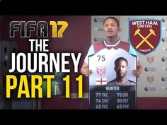 www.fifa-planet.c... - FIFA 17 THE JOURNEY Gameplay Walkthrough Part 11 - BACK TO THE PREMIER LEAGUE (West Ham) #Fifa17 FIFA 17 THE JOURNEY Gameplay – FIFA 17 THE JOURNEY Walkthrough Part 1 – West Ham Journey Career with Alex Hunter – First Impressions Commentary 1080p Xbox One Gameplay #Fifa17 #TheJourney #Journey #Career ►Subscribe For M