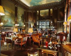 Le Bar 228 @Le Meurice, Paris