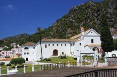 Convento de Capuchinos - Museo de la Piel,  UBRIQUE, Ruta de los Pueblos Blancos,CADIZ  Andalucia Spain