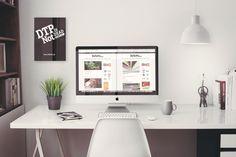 Mockup pracovného stola s iMac Retina 5k zadarmo! - http://detepe.sk/mockup-pracovneho-stola-s-imac-retina-5k-zadarmo/