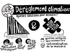 Le dérèglement climatique : quelles solutions pour demain ?