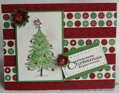 A Very Merry by The Stampin' Affair !