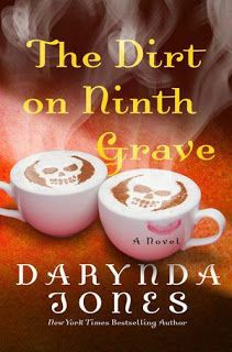 Urban Fantasy Investigations: Early Review: The Dirt on Ninth Grave by Darynda J...