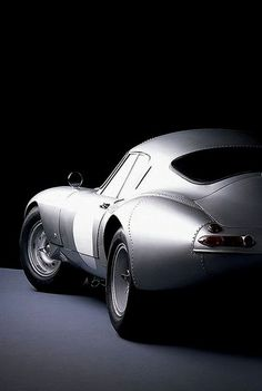 1964 Jaguar Lindner Nocker Low Drag E-Type