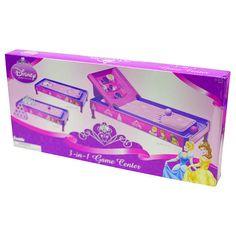 "Franklin Disney Princess 3-in-1 Table Games - Franklin Sports - Toys ""R"" Us"