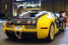 Bumblebee Bugatti