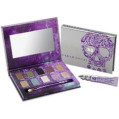 Urban Decay Cosmetics Ammo Palette $34.00 BUT you get a free gift with it too! and free shipping!